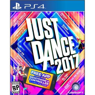 Just-Dance-舞力全開-2017-PS4亞洲中文版