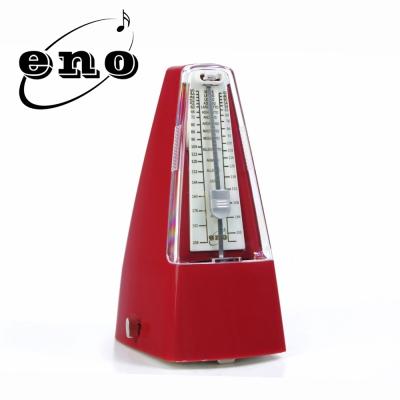 ENO EM-06 機械式節拍器 酒紅色