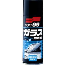 SOFT 99 瞬間玻璃驅水、防水劑-急速配