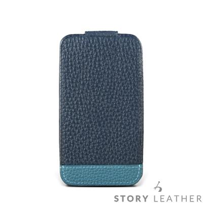 SONY XZs / XZ Premium PDA上蓋下方拼皮 客製化皮套