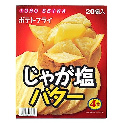 東豐 馬鈴薯片20袋入-奶油鹽(220g)