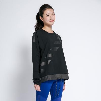 NIKE-耐吉-長袖T恤-女-724080010