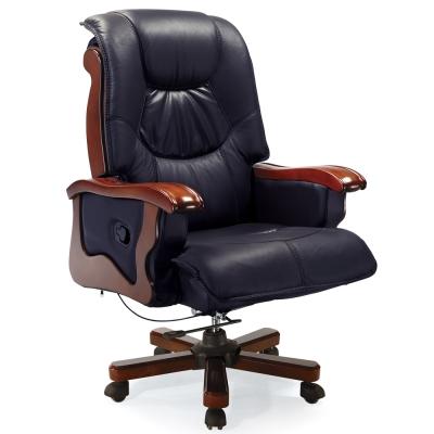 Bernice頂級傑克牛皮主管椅