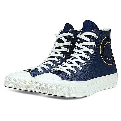 CONVERSE-男女休閒鞋159678C-海軍藍