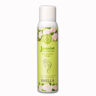 SHILLS舒兒絲 大馬士革頂級茉莉潔淨蓬鬆乾洗髮 180ml