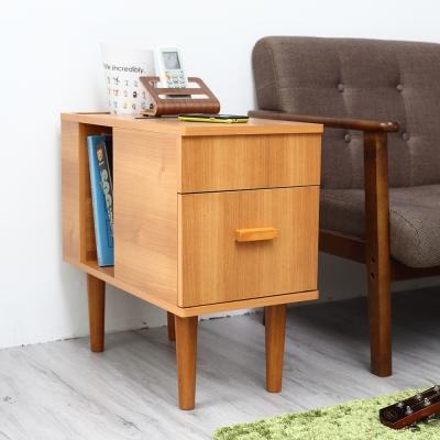 Bed Maker-歐風優質多用途邊桌/茶几/邊几/床頭櫃60x30x50cm