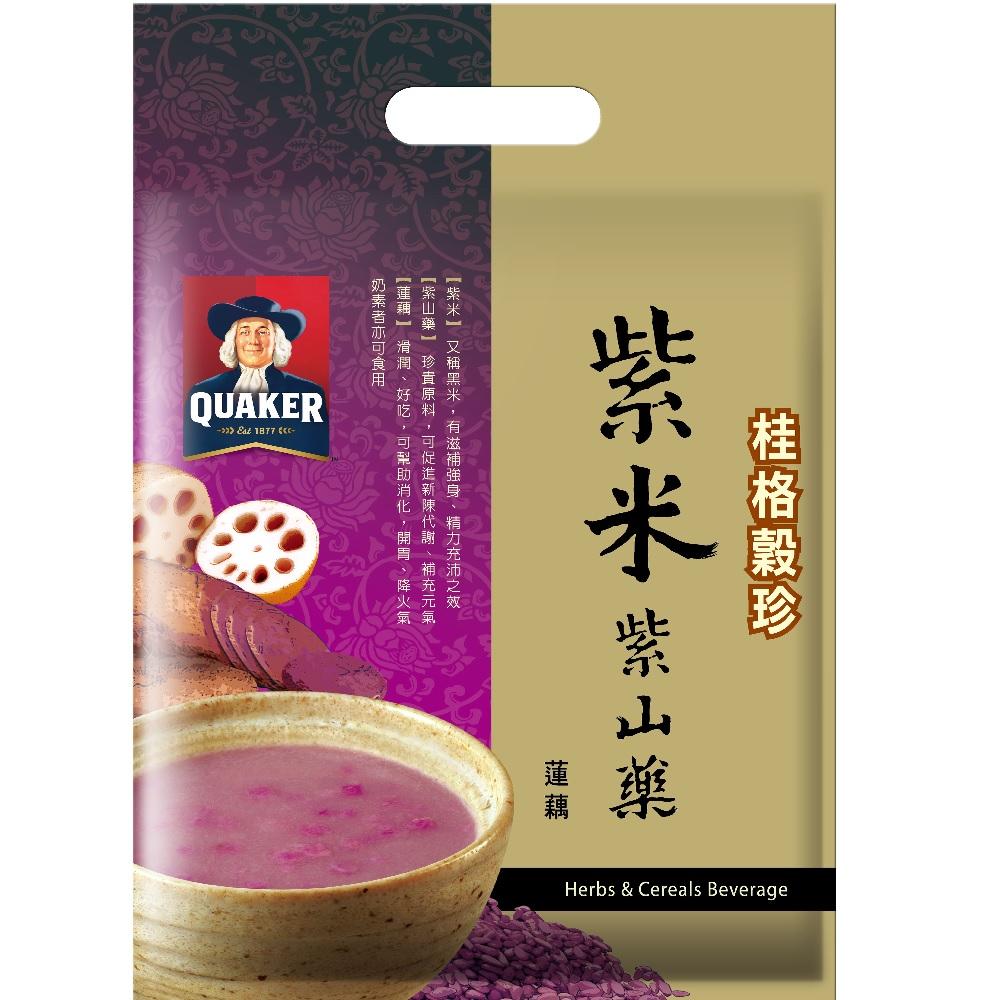 桂格 紫米山藥穀珍(28gx12入)