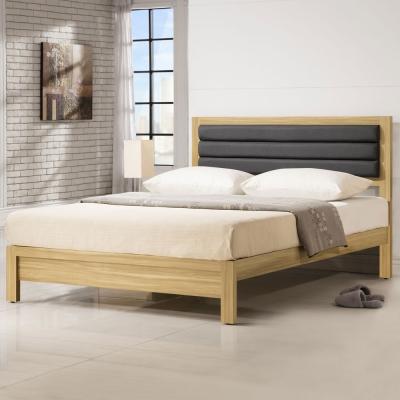Homelike-木村床架組-雙人5尺
