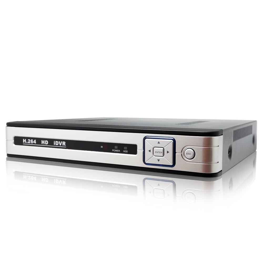 奇巧8路AHD 1080P混搭型相容數位類比鏡頭高畫質遠端數位監控錄影機-DVR