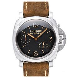 PANERAI 沛納海 PAM00423 1950 3 DAYS手上鍊腕錶-47mm