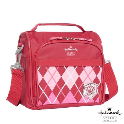 Hallmark Kids英倫學院午餐袋-優雅紅HL00H03RD
