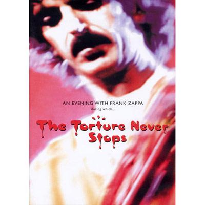 法蘭克扎帕 - 永無止盡的折磨 DVD