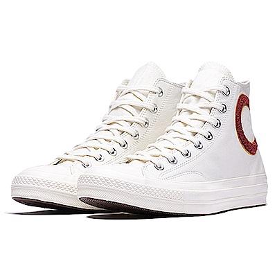 CONVERSE-男女休閒鞋159679C-米白
