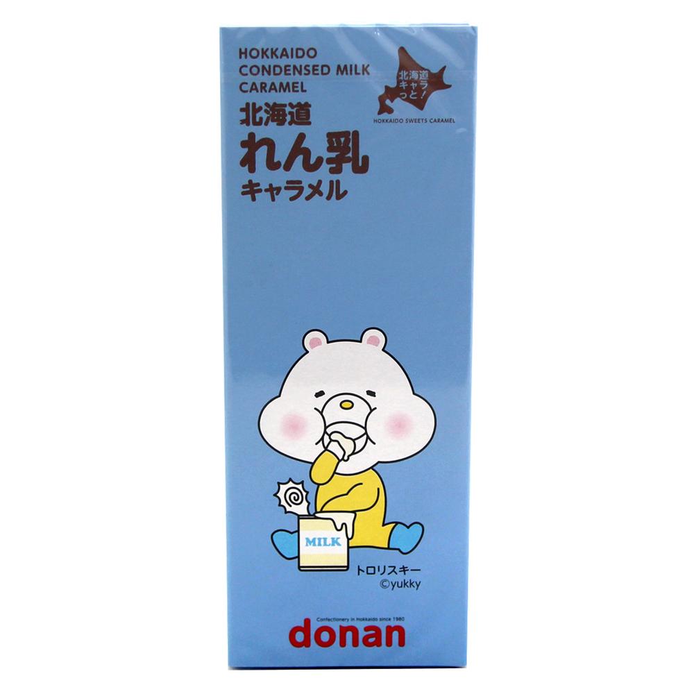 道南食品 北海道練乳牛奶糖(72gx3盒)
