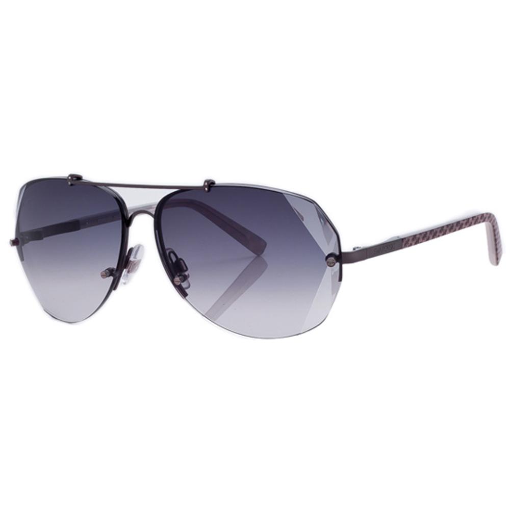 SWAROVSKI-時尚太陽眼鏡(藍色鏡片)SW6
