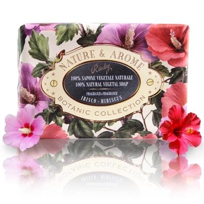 義大利Rudy米蘭古典扶桑花保濕香皂150g