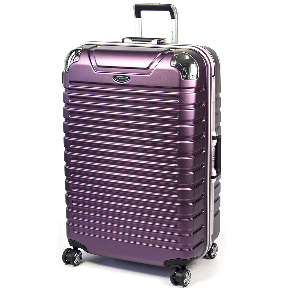 eminent 雅仕 - 25吋德國拜耳PC行李箱-URA-9Q325-紫