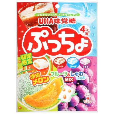 UHA味覺糖 噗啾綜合軟糖(95g)