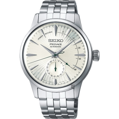 SEIKO精工 Presage 中央動力儲存顯示機械錶(SSA341J1)