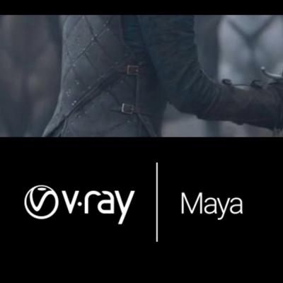 V-Ray for Maya 商業版 (授權)