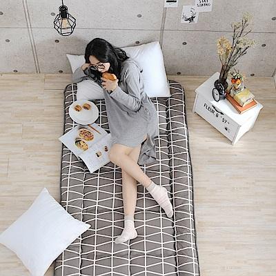 GOODDAY 高密度纖維棉和室床墊 單人3.5尺(交錯)