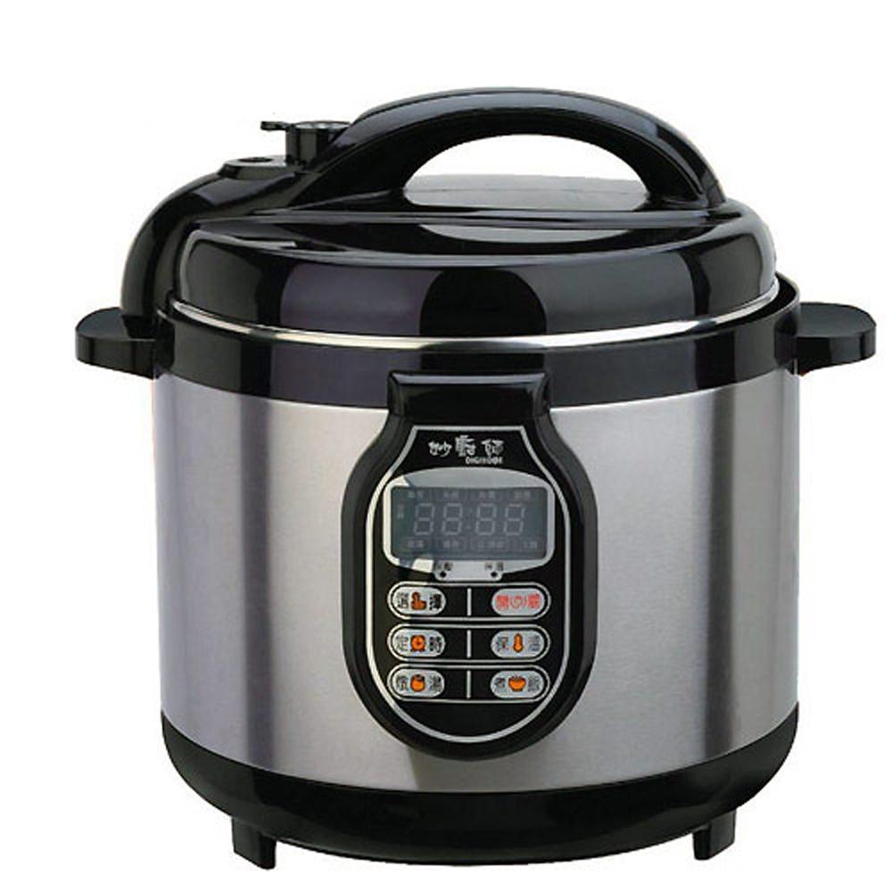 (福利品)妙廚師-微電腦壓力鍋(HPC- 6000E)