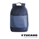 TUCANO SVAGO 輕量休閒後背包(可裝載15.6吋筆電)- 藍