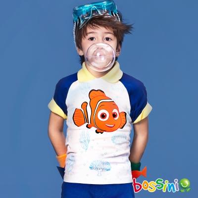 bossini男童-海底總動員2系列印花短袖T恤1