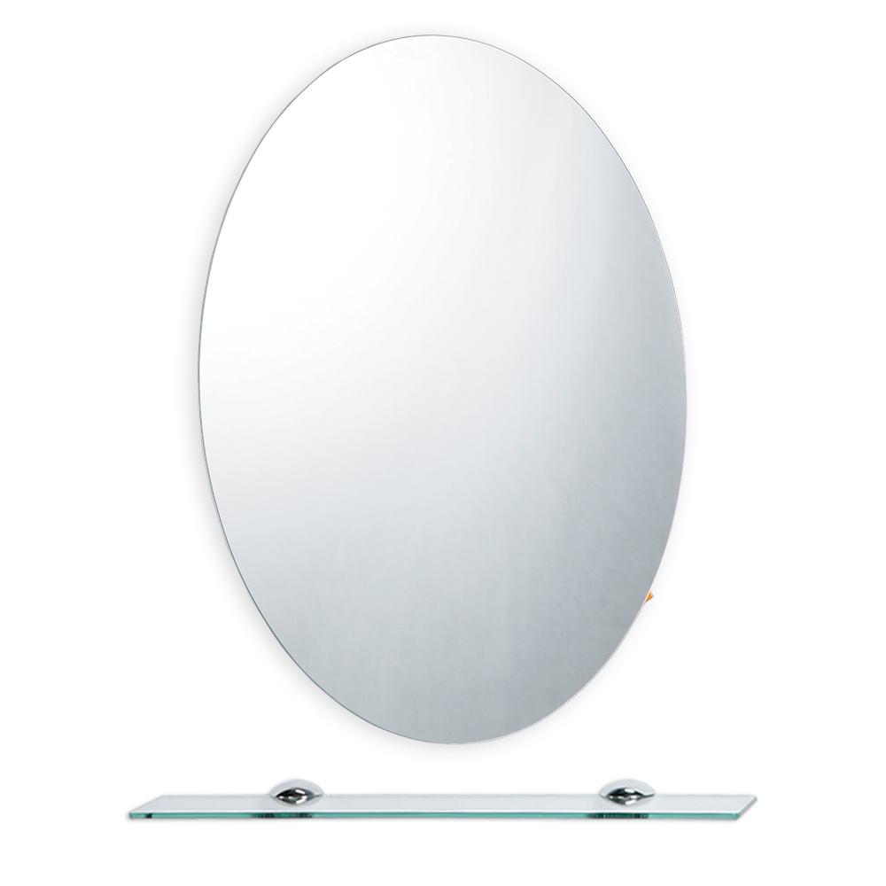 【愛麗絲仙鏡】魔鏡系列-W48X68H橢圓鏡(除霧)