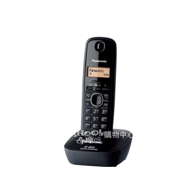 Panasonic 2.4GHz 數位無線電話KX-TG3411 (經典黑)
