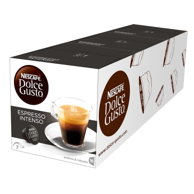 NESCAFE Dolce Gusto 義式濃縮濃烈咖啡膠囊