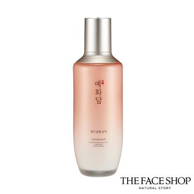 THE FACE SHOP菲詩小舖-蕊花譚韓本亮采精華液45ml