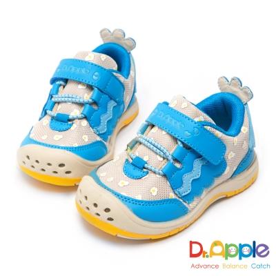 Dr. Apple 機能童鞋 寶寶可愛小雞俏皮童鞋-藍