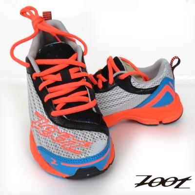 ZOOT 2015首發 TEMPO 肌能訓練型跑鞋(女)Z130102401+彈性鞋帶