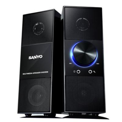 SANYO三洋旗艦2.0聲道多媒體喇叭-天之韻(SYSP-1027)
