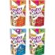 Friskies喜躍 Party Mix香酥餅 貓零食 60g X 12包入 product thumbnail 1