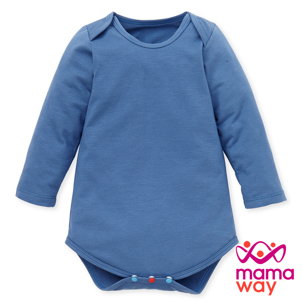 Mamaway Baby保暖中空紗內著包屁衣(共四色)