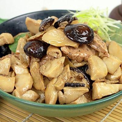 高興宴 素人上菜-主廚特選三杯杏鮑菇(適合4-6人份)