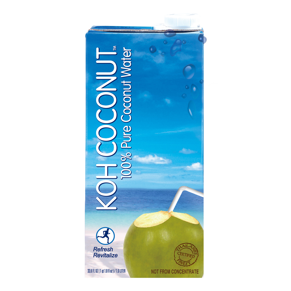 KOH 純天然100%椰子汁 (1000ml X 4入)