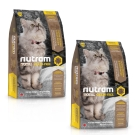 Nutram 紐頓 無穀全能-T22貓火雞配方6.8kg 2入