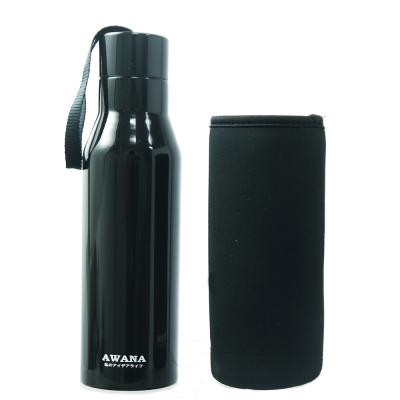 極限運動瓶附套450ml黑色