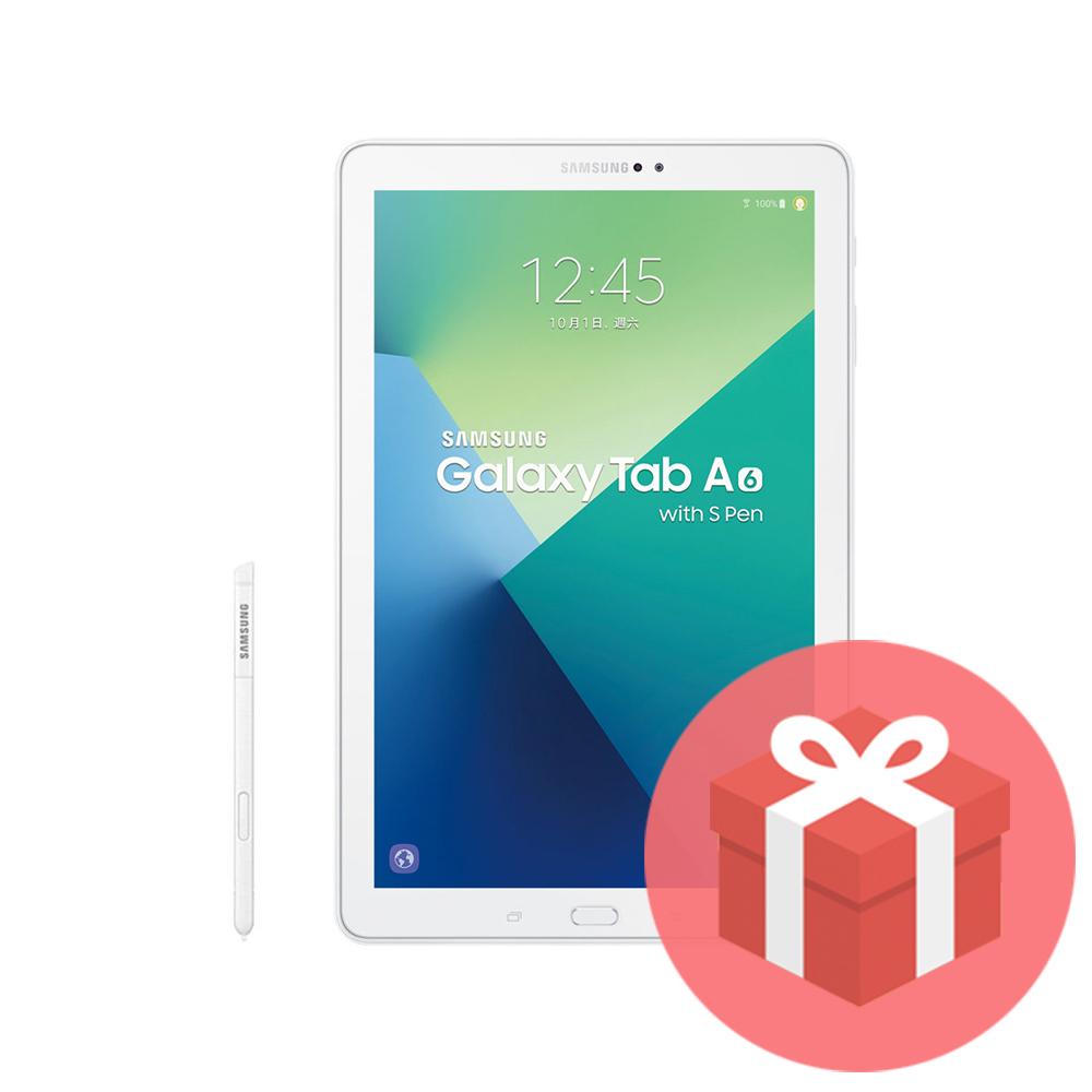 (好禮組)Samsung Galaxy Tab A 10.1 P580 Wi-Fi 平板電腦 @ Y!購物