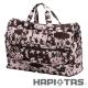 HAPI+TAS 愛麗絲派對摺疊旅行袋(小)-粉 product thumbnail 1