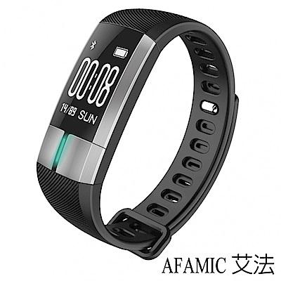 【AFAMIC 艾法】G20藍芽光電心率運動手環