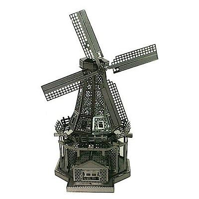 T.Y/金屬拼圖 T-MN-046 荷蘭風車