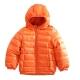 輕量極保暖90%羽絨外套 橘 k60450 魔法Baby