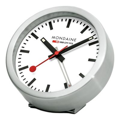 MONDAINE 瑞士國鐵經典兩用鬧鐘