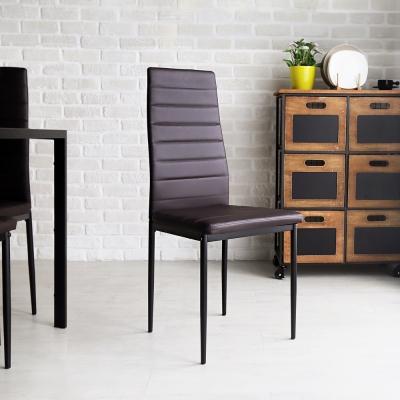 H&D Monica 莫尼卡簡約高背餐椅 42*46*98cm