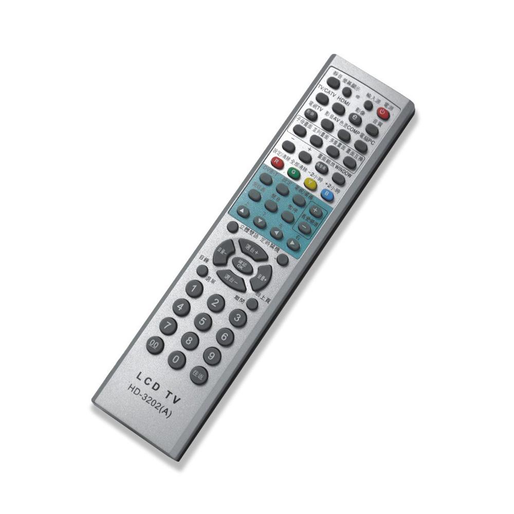 億碩/兆赫/宏基液晶電視遙控器(HD-3202)+液晶遙控器保護套
