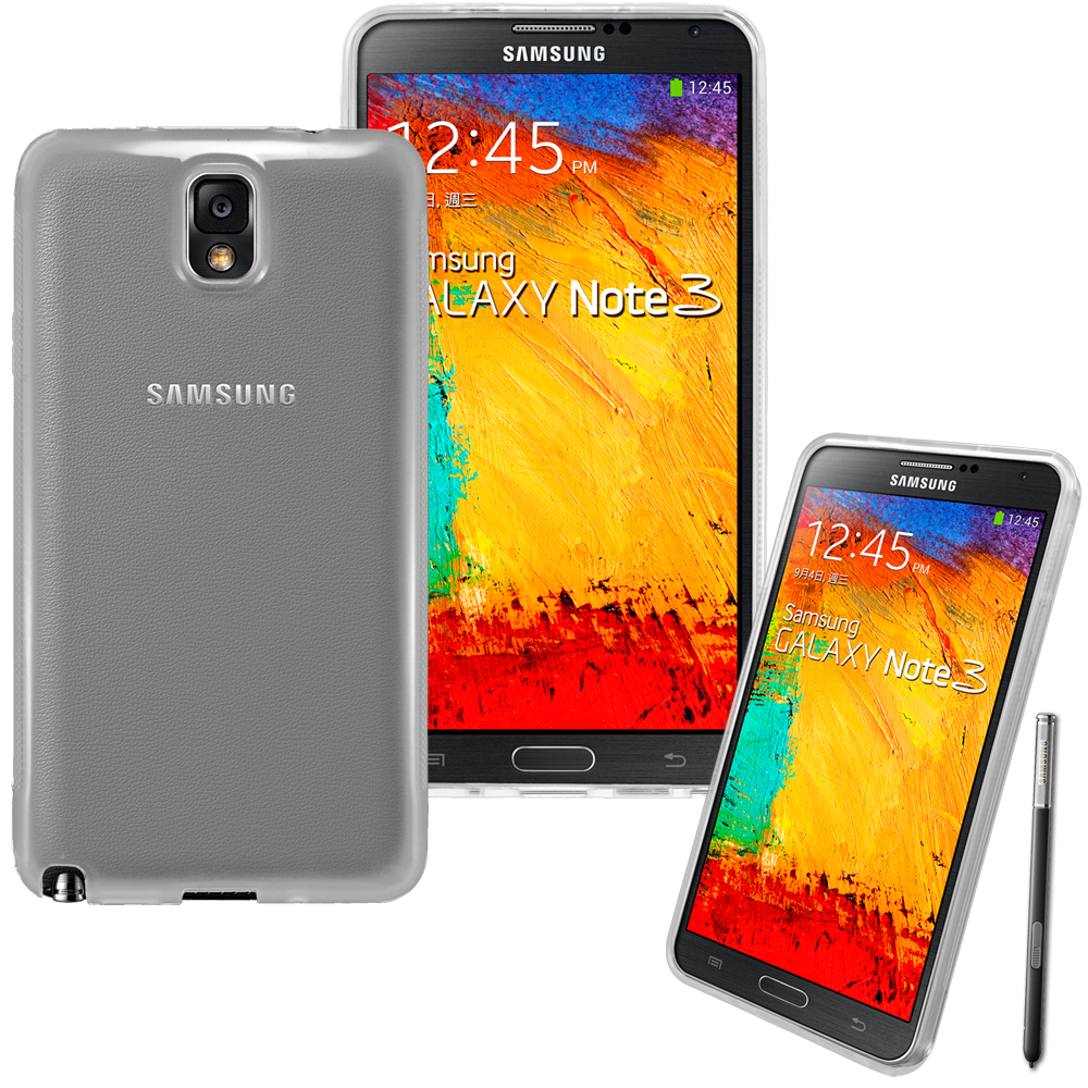 Simply Design Samsung Galaxy Note3 韓風軟式保護套
